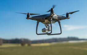 Drone fotografie
