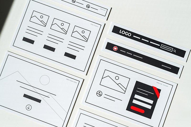 blok design